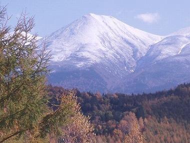 富良野 大雪山